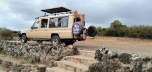 טיולי ג'יפים באפריקה