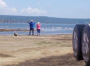 תמונה של אגם בוגוריה
